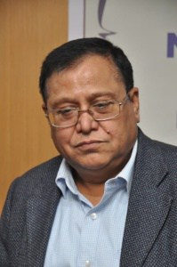 विजय कुमार सारस्वत V. K. Saraswat