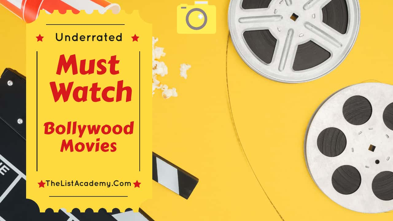 Cover Image For List : 186 Must Watch Underrated Bollywood Movies