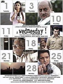 अ वेडनसडे A Wednesday!