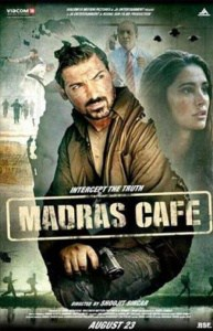 मद्रास कैफ़े (फिल्म) Madras Cafe