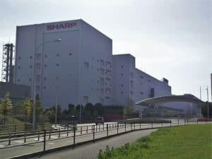 शार्प कारपोरेशन Sharp Corporation