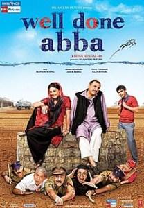 वैल डन अब्बा (फिल्म) Well Done Abba