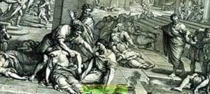 रूसी प्लेग Russian plague