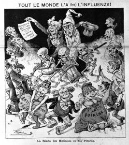 1889-1890 फ्लू महामारी 1889–1890 Flu Pandemic
