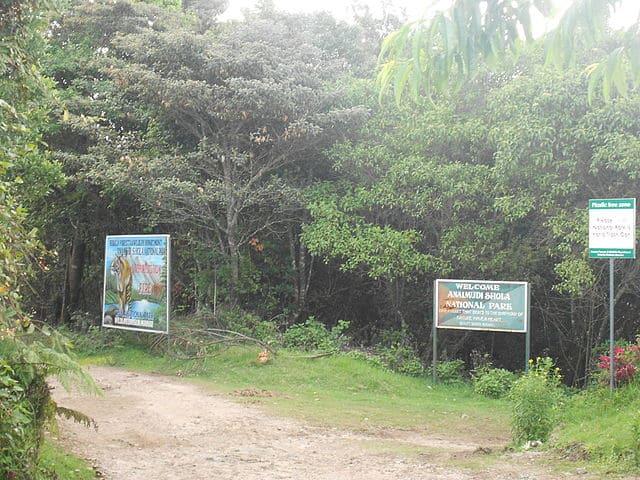 अनामुदी शोला नेशनल पार्क Anamudi Shola National Park