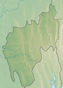 क्लाउडेड लेपर्ड नेशनल पार्क त्रिपुरा Clouded Leopard National Park