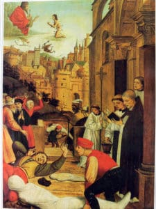 जस्टिनियन प्लेग Plague of Justinian