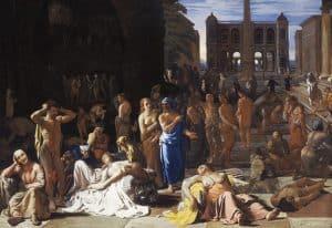 एथेंस की प्लेग Plague of Athens