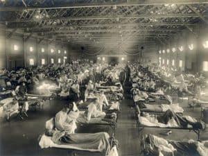 स्पेनी फ्लू Spanish flu
