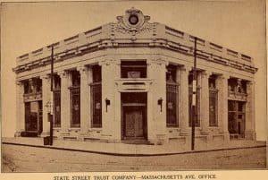 स्टेट स्ट्रीट बैंक और ट्रस्ट कंपनी State Street Bank and Trust Company