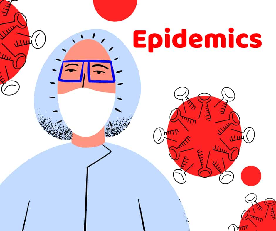 Cover Image For List : List Of  Deadly Epidemics