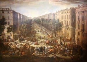 द ग्रेट प्लेग ऑफ मार्सिले Great Plague of Marseille