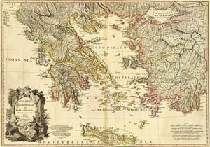 ईजियाई सभ्यता Aegean civilization