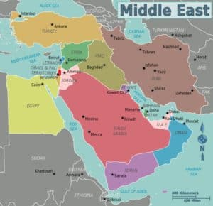 प्राचीन मध्य पूर्व Ancient Middle East