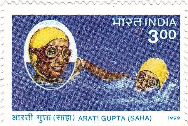 आरती साहा Arati Saha