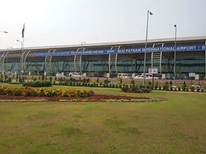 बीजू पटनायक हवाई अड्डा Biju Patnaik Airport
