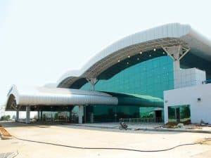 बिरसा मुंडा विमानक्षेत्र Birsa Munda Airport