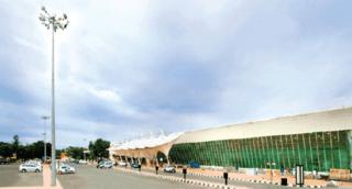 कोयम्बटूर अंतर्राष्ट्रीय विमानक्षेत्र Coimbatore International Airport
