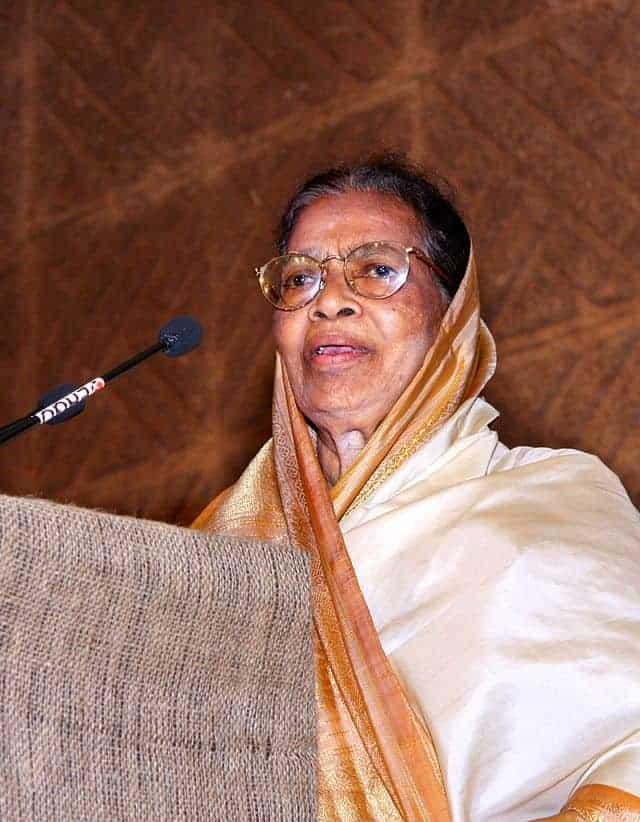 एम॰ फातिमा बीबी Fathima Beevi