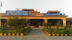 गया अंतर्राष्ट्रीय हवाई-अड्डा Gaya Airport