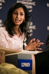 गीता गोपीनाथ Gita Gopinath
