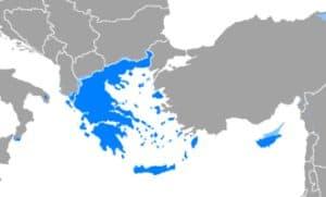 यूनानी भाषा Greek language