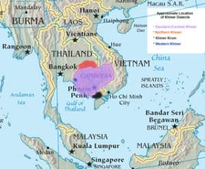 ख्मेर भाषा Khmer language