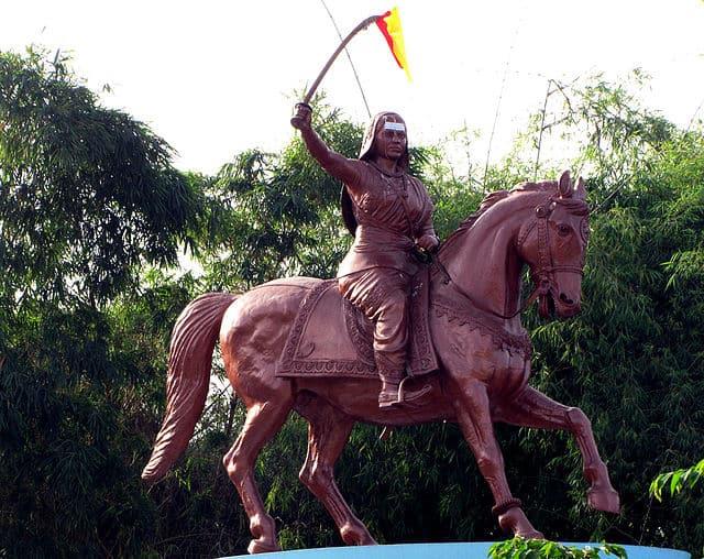 रानी चेन्नम्मा Kittur Chennamma