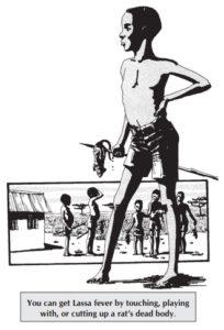 लासा फीवर Lassa fever