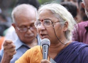 मेधा पाटकर Medha Patkar