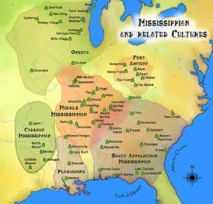 मिसिसिपियन संस्कृति Mississippian culture
