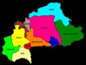 मोस्सी भाषा Mossi language