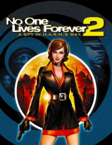नो वन लाइव्स फॉरएवर 2: ए स्पाई इन हर्म्स वे No One Lives Forever 2: A Spy in H.A.R.M.'s Way