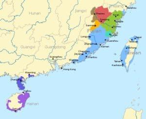 नॉर्दन मिन Northern Min