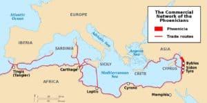 फ़ोनीशिया Phoenicia