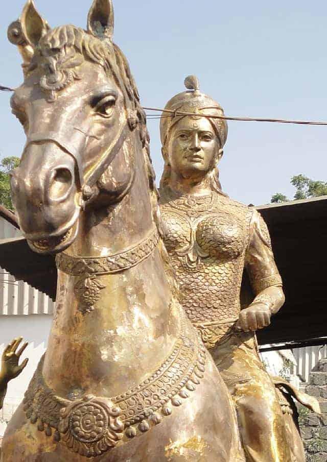 रानी रुद्रमा देवी Rudrama Devi