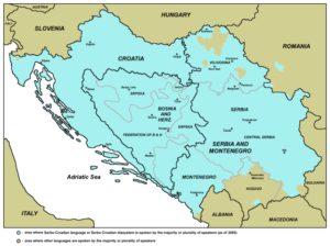 सर्बो-क्रोशियाई Serbo-Croatian