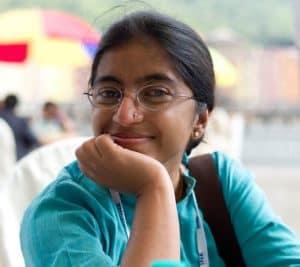सुनीता कृष्णन Sunitha Krishnan