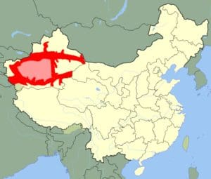 उइगुर भाषा Uyghur language