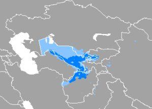 उज़्बेक भाषा Uzbek language