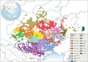 ज़ुआंग भाषा Zhuang languages