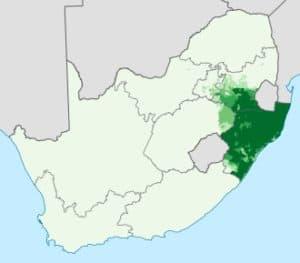 ज़ुलु भाषा Zulu language