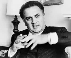 फेदेरिको फेलिनी Federico Fellini