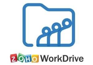 Zoho WorkDrive