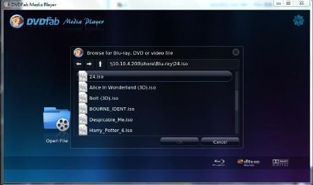 DVD Fab Media Player