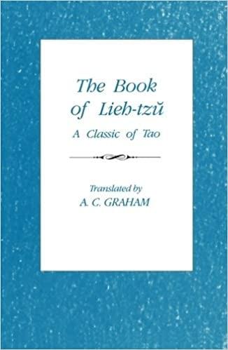 The Book Of Lieh-tzŭ: A Classic Of Tao