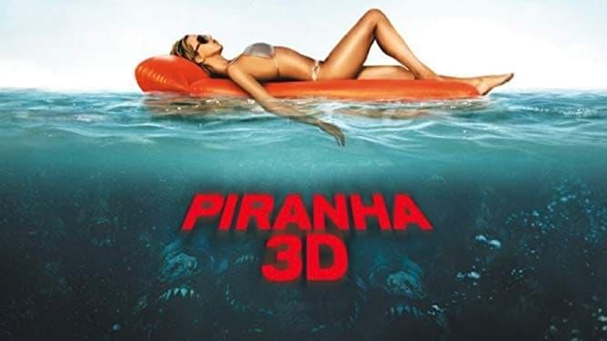 पिरान्हा 3डी 13