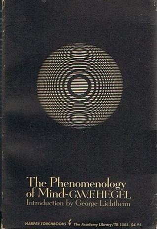 Phenomenology Of Mind
